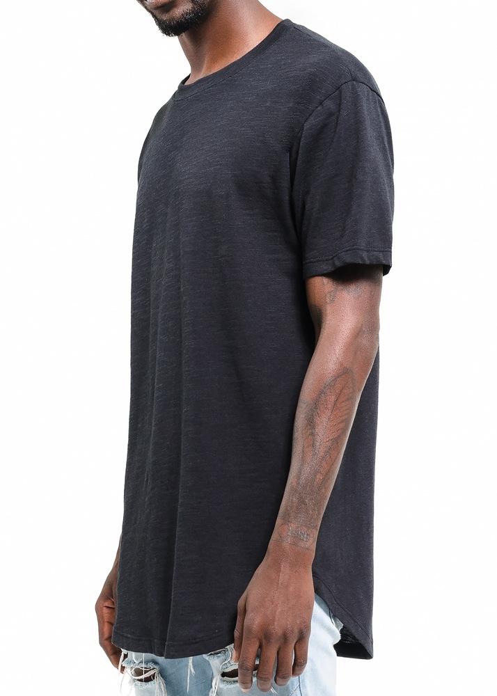 Black slub ss shirt entity for What is a slub shirt
